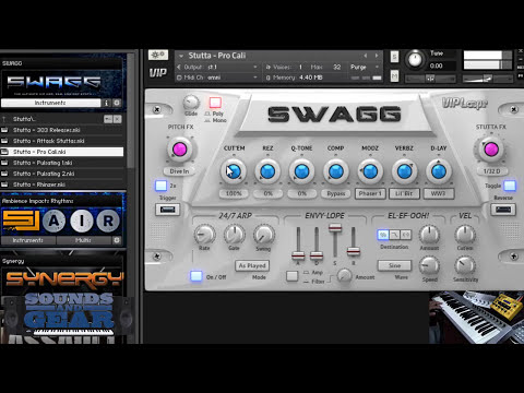 Big Fish Audio SWAGG library review and giveaway