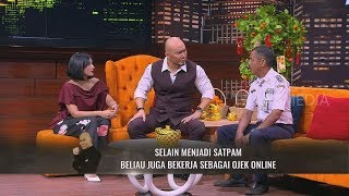 Terbiasa Rapih, Pak Slamet Mau Direkrut Deddy Corbuzier | HITAM PUTIH (05/02/19) Part 2