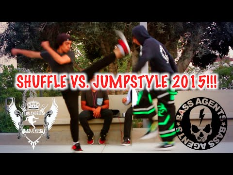 [new!] ★ Shuffle Vs Jumpstyle 2015 !!! ★ video