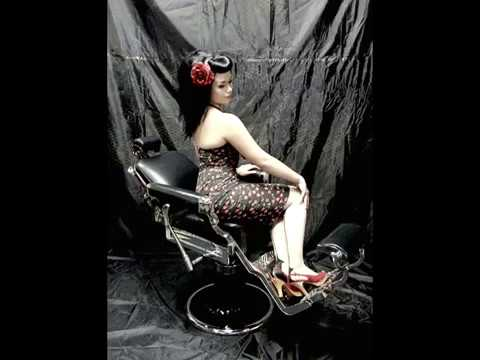 Vintage Belmont Barber Chair Teaser
