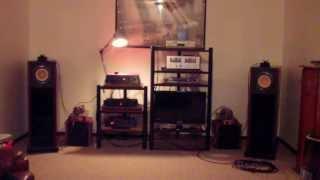 Fostex FE208 sigma speakers-1/1