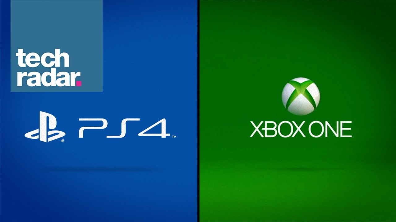 Playstation vs Xbox Wallpaper Xbox One vs Ps4 First