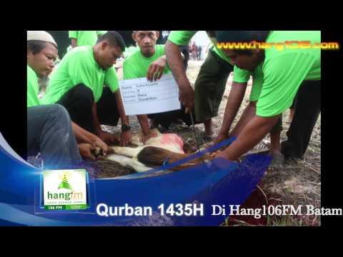 Idul-Qurban 1435H Bersama Radio Hang106 FM Batam