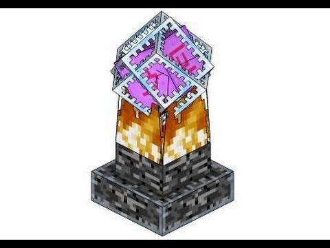 Как сделать незер кристал