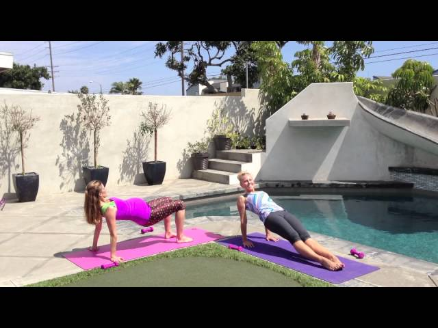 Fitness Fusion Workout