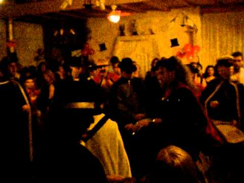 fiesta de exu en el terreiro del pay alejandro de oxala