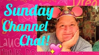 Sunday Channel Chat With Me,Sallyheartsjack80✨