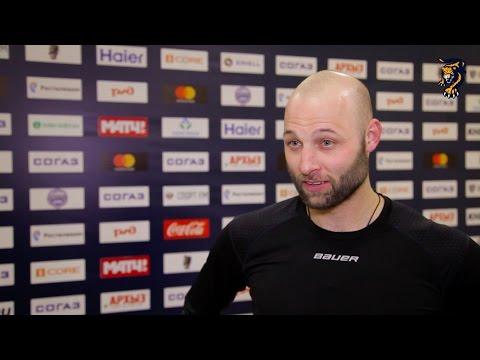Иван Захарчук: «Видел, что их игроки провалились на синей линии»