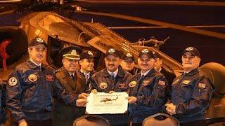 TAI - 19. T129 ATAK Helikopteri Teslim Töreni | Milli Savunma Bakanı Fikri Işık Konuşması
