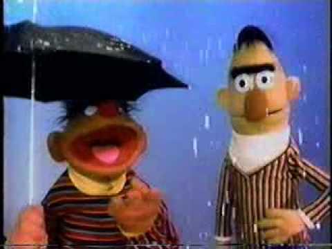 Sesame Street - I Love When it Rains