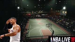 NBA Live 18 First Impressions | EA Play Hands On Impressions