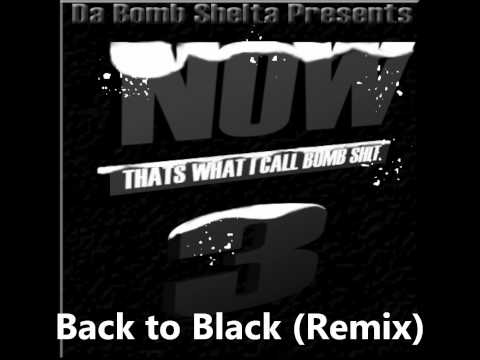 Amy Winehouse - Back to Black (Remix) feat. Da Bomb /a/