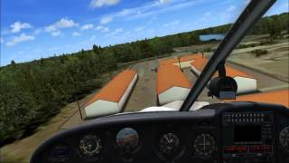 CNK4 Parry Sound Fun in da A2A Cherokee