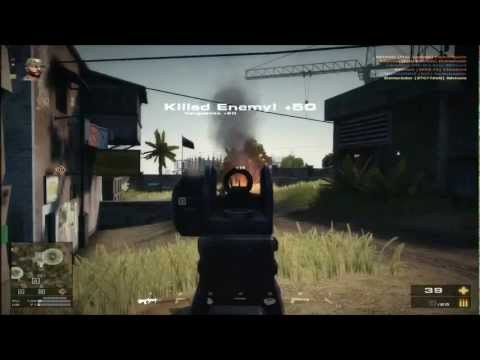 [BR] Battlefield Play 4 Free Mapa Sharqi [HD]