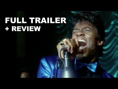 Get on Up Official Trailer + Trailer Review - Chadwick Boseman is James Brown : HD PLUS