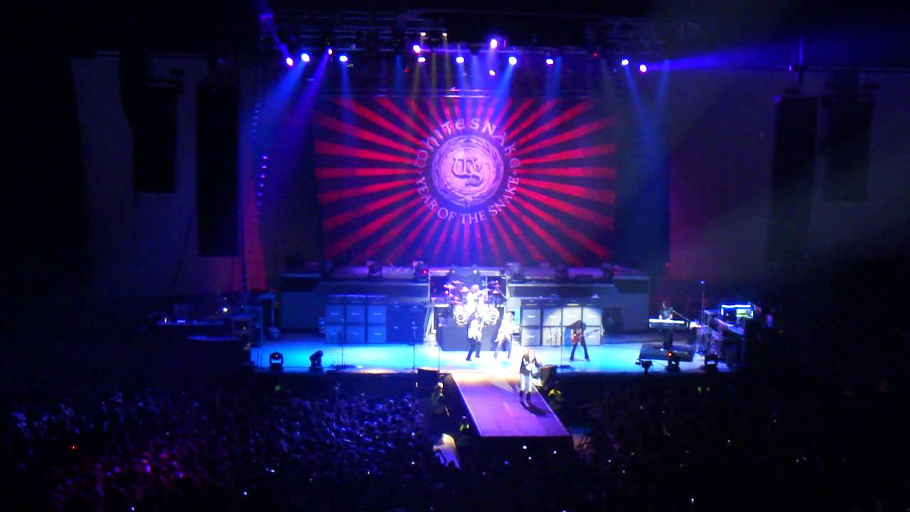 whitesnake madrid: