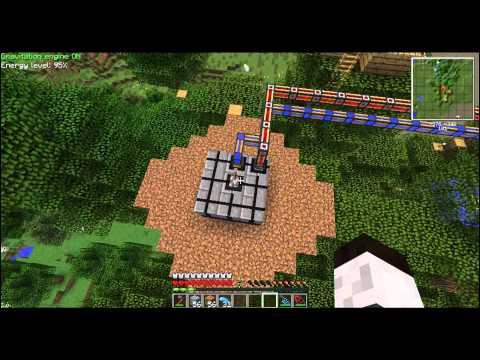 Как сделать блок ферму