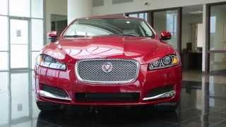 2014 Jaguar XF Review