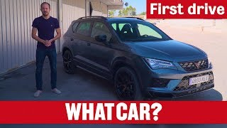 Cupra Ateca review 2019 - five things you need to know | What Car?