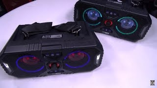 Altec Lansing Xpedition 4 Everything Proof Speakers - BeastMode Mini