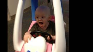 Taylor Tornado Blows Away Neuroblastoma