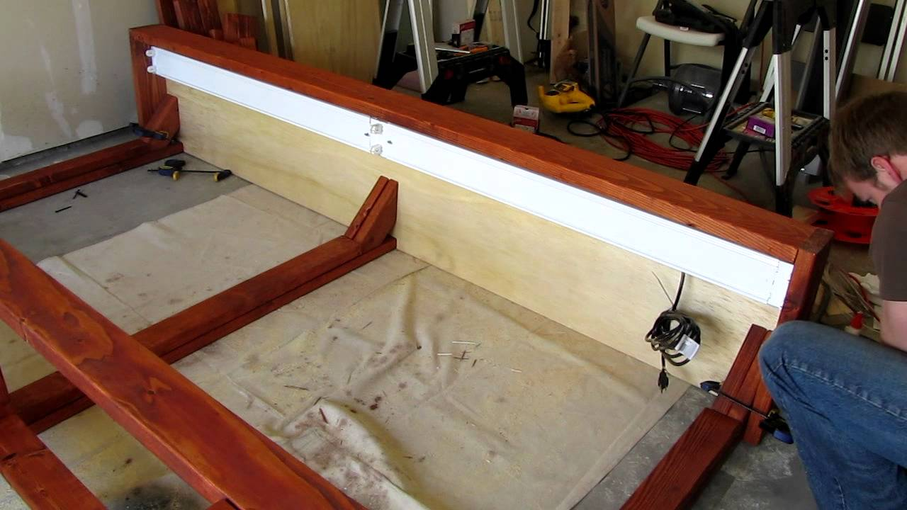 diy workbench ed