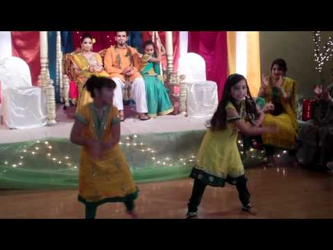 The Twist Pakistani Dance video
