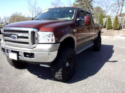 2005 Ford F-350 King Ranch~Lifted~Loaded~Lots of X