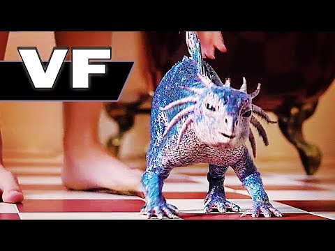 MON AMI LE DINOSAURE Bande Annonce VF ✩ Animation, Famille (2017) streaming vf