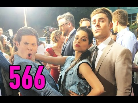 The Time I Met Zac Efron and Adam DeVine (Day 566)