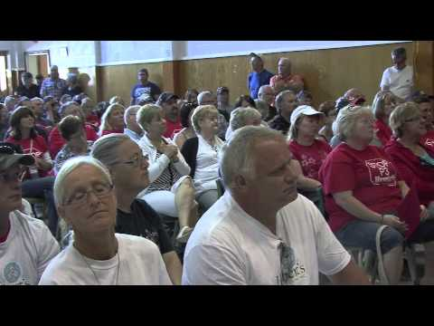 Miramichi Town Hall Meeting Aug, 8 2015 Part !