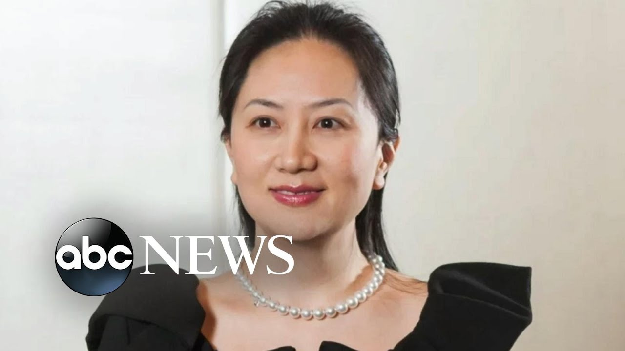 Chinese executive arrested in Canada on behalf of US authorities