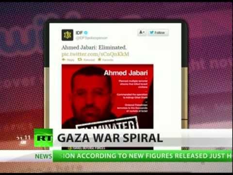 Gaza awaits ground invasion in terror