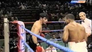 Joe Calzaghe Vs Tyrone Jackson / Джо Кальзаге - Тайрон Джексон