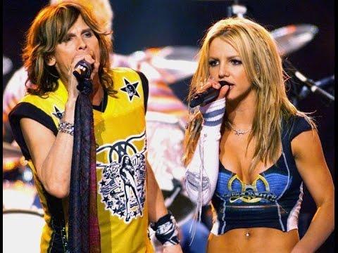 2001 Super Bowl Halftime Show Britney Aerosmith Nsync