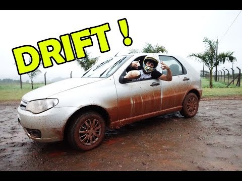 FIZ DRIFT COM MEU CARRO 😲 thumbnail