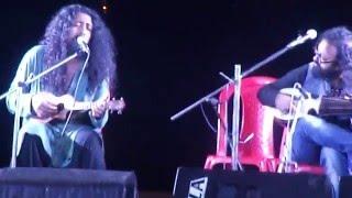 Arko Mukherjee & Satyaki Banerjee, LIVE. Oi Mahasindhur O Paar.