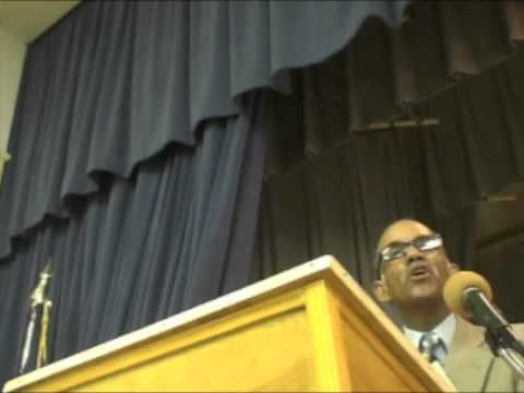 Burnside Academy Graduation Address by Tony Burroughs 2012