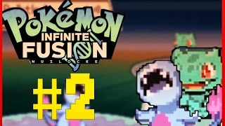 Pokémon Infinite Fusion #2 - Hora do show!
