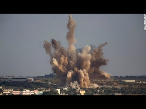 Psalm 83 : Gaza Cease Fire collapses, fighting erupts, Israel orders negotiators home (Aug 19, 2014)