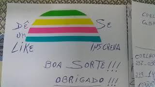 PALPITES DE REFORÇO TARDE DIA 16/07/19 (TODAS LOTERIAS DO BRASIL)