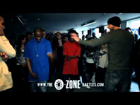 The O-Zone Battles: Nomad vs Hyper (Promo)
