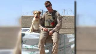 Marine Sergeant Sam Wettstein