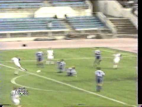Dinamo Moscow - K.R.C. Genk (Belgium) Intertoto 12.07.1997