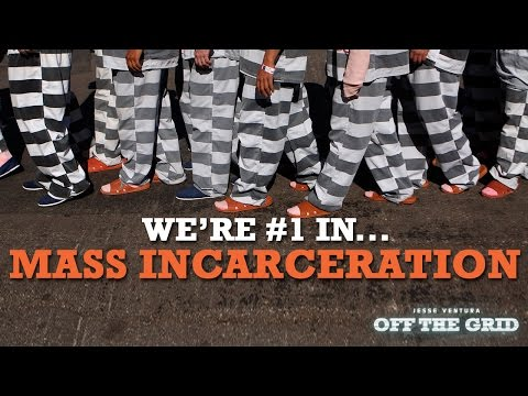 We're #1! Mass Incarceration Edition | Jesse Ventura Off The Grid - Ora TV