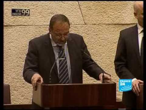 Israel--Avigdor Lieberman corruption, fraude, blanchiment d' argent