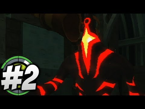 Ben 10: Omniverse Wii/Wii U/PS3/Xbox - Part 2 - The Galvanic Butterfly effect
