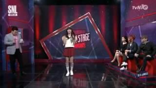 INFINITE SUNGJONG - CHEERY UP (cover) TvN