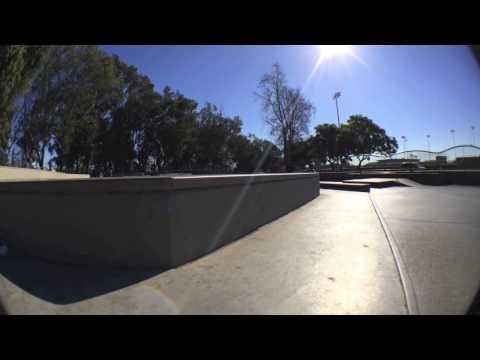 Iphone Montage at Santa Ana Park with Ryan Alvero