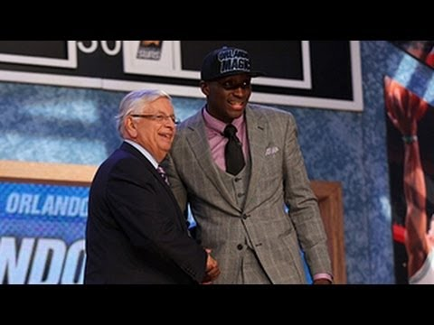 Magic select Victor Oladipo with 2nd overall pick of NBA draft!